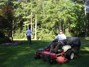 09 mowing